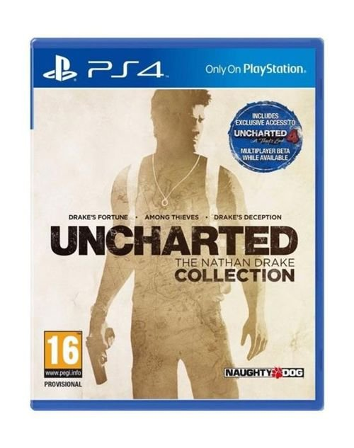 game for Sony PlayStation 4