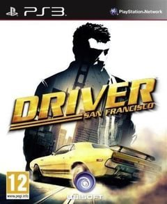 Driver San Francisco - PS3 Game - 9/2011 - model UBP30051