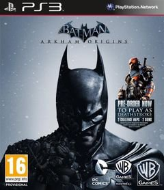 Batman: Arkham Origins - PS3 Game - 0/2013 - model BATMAN: ARKHAM ORI