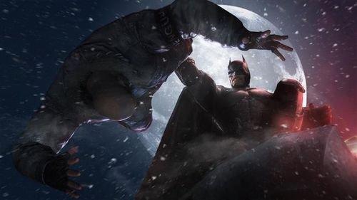لعبة بلاي ستيشن 3 - باتمان : أرخام أورجنز- 10/2013- BATMAN: ARKHAM ORI