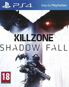 Killzone Shadow Fall - PS4 Game - 2013 - model PS4-K.ZSHOWDOWFALL
