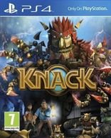 لعبة بلاي ستيشن 4 -  ناك - نسخة 11/2013 - موديل PS4-KNACK