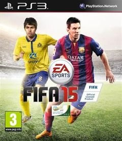 Fifa 15 (with Arabic Commentary) - PS3 Game - 9/2014 - model EAP31622