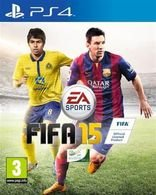 لعبة بلاي ستيشن 4 -فيفا 2015 تعليق عربي - نسخة 9/2014- موديل EAP40016