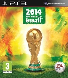 Fifa 2014 World Cup Edition - PS3 - model EAP31613
