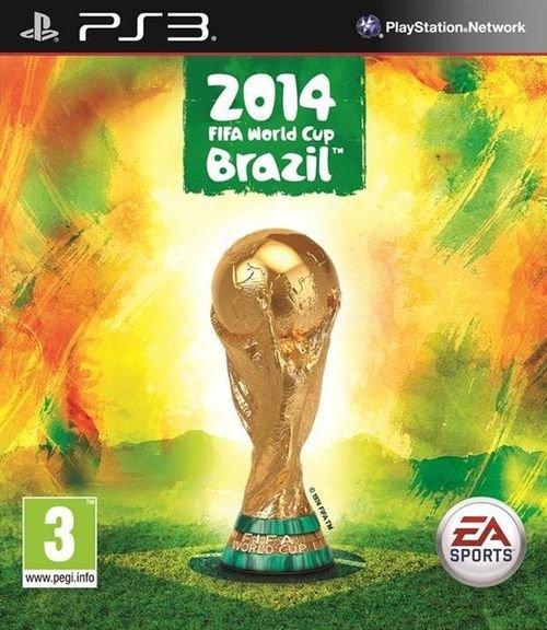 لعبة  بلاي ستيشن 3 - فيفا كأس العالم في بالرازيل - 2014 - EAP31613