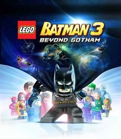 Lego Batman 3: Beyond Gotham - PS4 Game - 2014 - model WBP40014