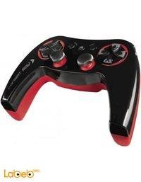 يد التحكم اللاسلكية هاما للبلايستيشن 3 أسود وأحمر 115416