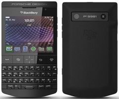 BlackBerry Porsche Design - 8GB - 2.8inch - black - P'9981