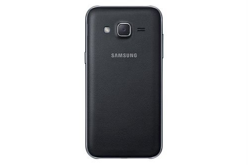 Samsung Galaxy J2 smartphone back 8GB Black SM-J200F