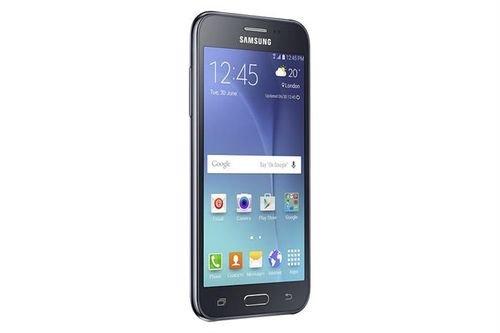 Samsung Galaxy J2 smartphone 8GB 4.7 inch Black SM-J200F