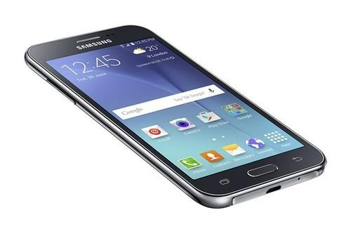 Samsung Galaxy J2 smartphone 4.7 inch Black SM-J200F