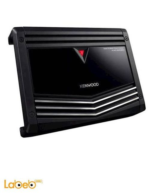مكبر صوت كينوود 1000 واط لون أسود موديل KAC-8106D