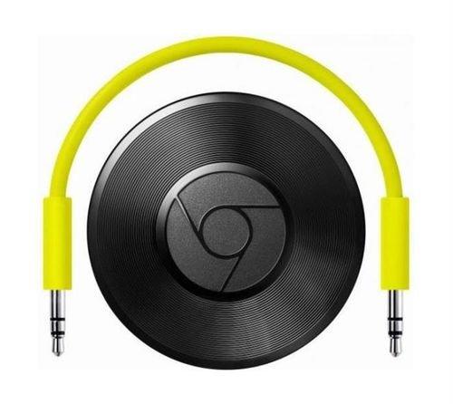 Google Chromecast 2.0 Audio Wifi Streaming Audio Player CHROME 2.0