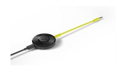 Google Chromecast 2.0 Audio Wifi Streaming Audio Player - CHROME 2.0