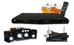نظام كريوكي لاسلكي مع ميكروفون من ماجيك ستار - موديل MS900/SP200