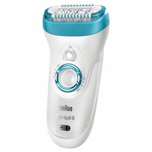 ماكينة إزالة الشعر سيلك - من براون -موديل SE9-538