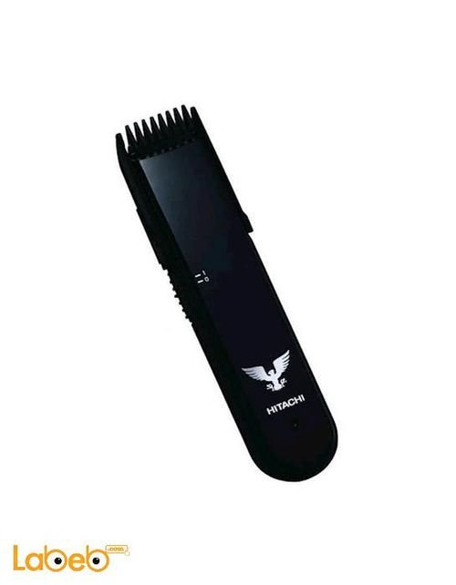 black Hitachi 5-Step Rechargeable Trimmer
