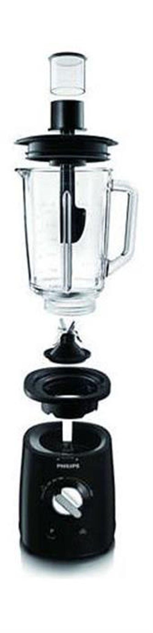 Philips Avance Glass Blender 2 Litre  model HR2095/91