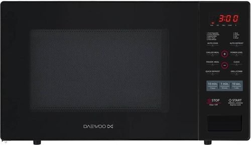 ميكروويف بخاصية الشوي من دايو 26 لتر - لون اسود - موديل KQG-9GPB