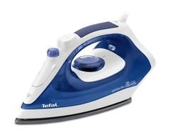 Tefal Virtuo Electric Steam Iron 1400W - Blue - model FV1320M0
