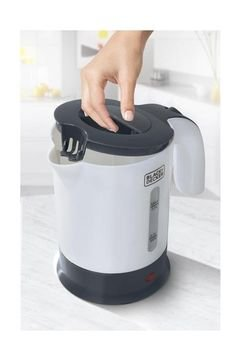 Black and Decker Travel Kettle 0.5 Liter 650 Watts - model TR250JA