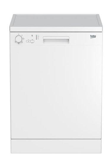 جلاية بيكو - 5 برامج - 12 وضع ضبط - لون أبيض - موديل DFN05210W