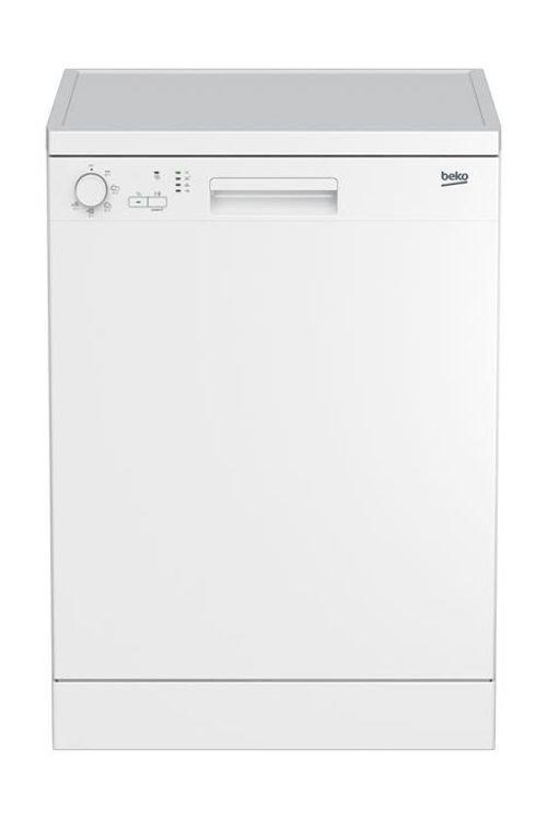 جلاية بيكو 5 برامج 12 وضع ضبط لون أبيض موديل DFN05210W