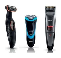 Philips Groomer + Beard Trimmer - BG2024/15 + QT4015/23 + AT750/20/90