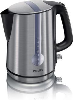 Philips Kettle 2400W 1.7Litres with 1 cup indicator - model HD4670/20