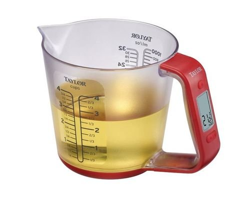 Taylor 3890 Digital Measuring Cup & Scale DIGITAL-JUG model