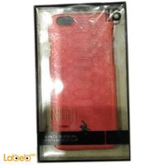 Santa Barbara Polo back cover - for iphone 6 - Red color