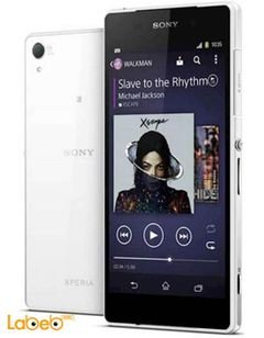 Sony Xperia Z2 Smartphone - 16GB - 5.2 inch - White color