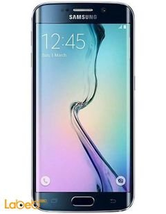 Samsung Galaxy S6 Edge smartphone - 64GB - 5.7inch - black