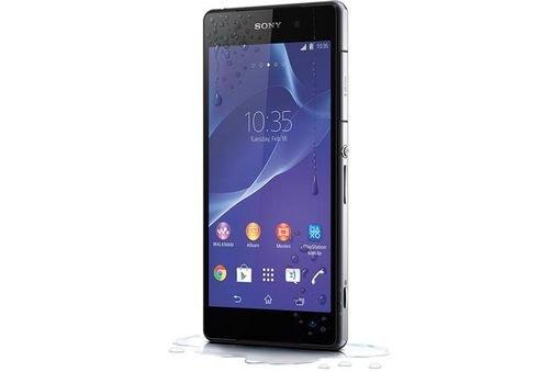 Black Sony Xperia Z2 Smartphone