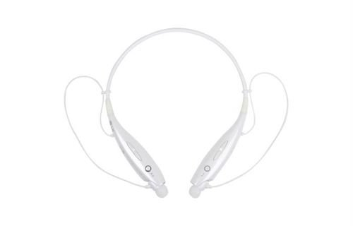 LG tone white color HBS-730