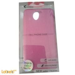 Caidea mobile protector - for Huawei honor 6 - Pink color