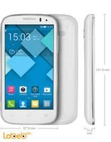 White Alcatel OneTouch POP C5 2GB