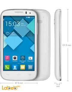 Alcatel One Touch POP C5 smartphone - 2GB - White color - 5036D
