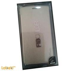 غطاء للموبايل اكس ليفيل - لموبايل LG G4 - بيج - X-LEVEL case