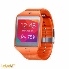 Samsung Gear 2 Neo Smartwatch - Wild Orange color - SM R381