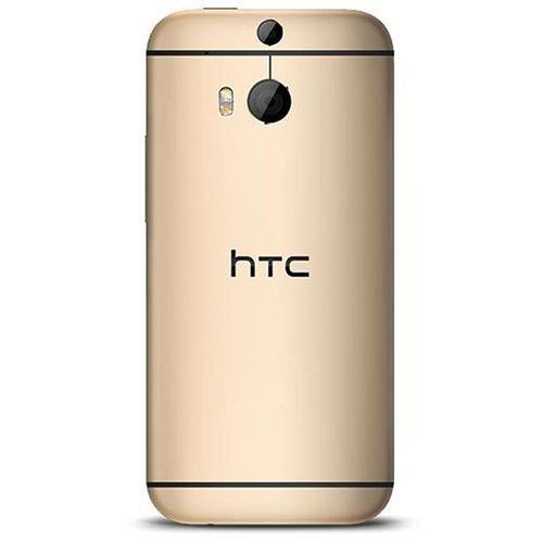 خلفية موبايل HTC وان أم 8 لون ذهبي