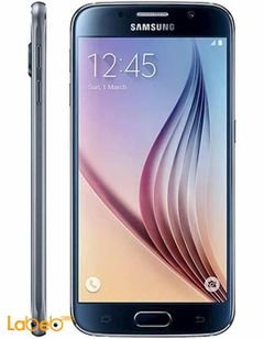 Samsung Galaxy S6 Edge smartphone - 32GB - black - SM-G925