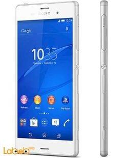 Sony Xperia Z3 Smartphone - 16GB - 5.2 inch - White - D6633