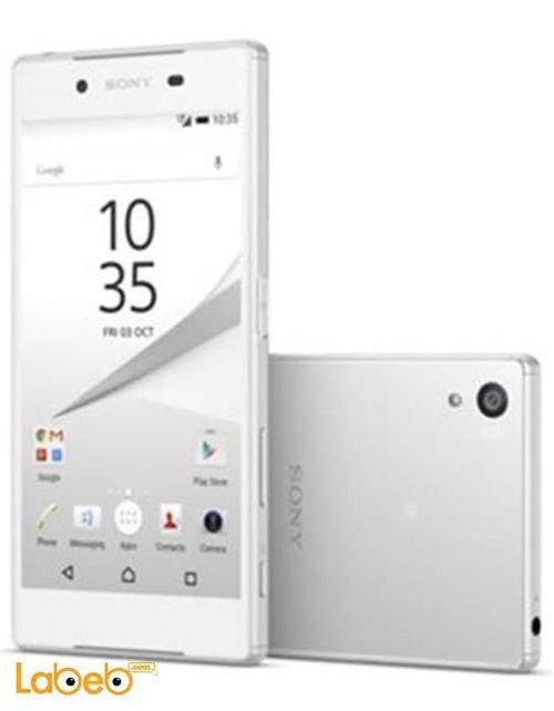 Sony Xperia Z5 smartphone 32GB white 5.2inch E6603