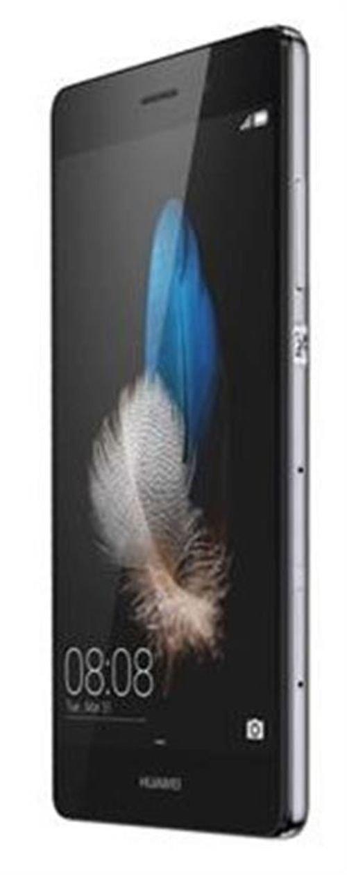 Black Huawei P8Lite ALE-L21