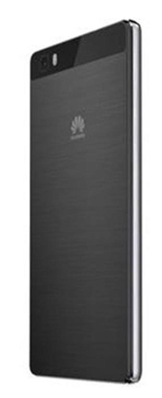 Black Huawei P8Lite 16GB ALE-L21
