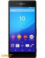 Black Sony xperia Z3 smartphone 16GB D6633 Model