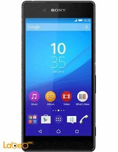 Sony Xperia Z3 Smartphone - 16GB - 5.2 inch - black color - D6633