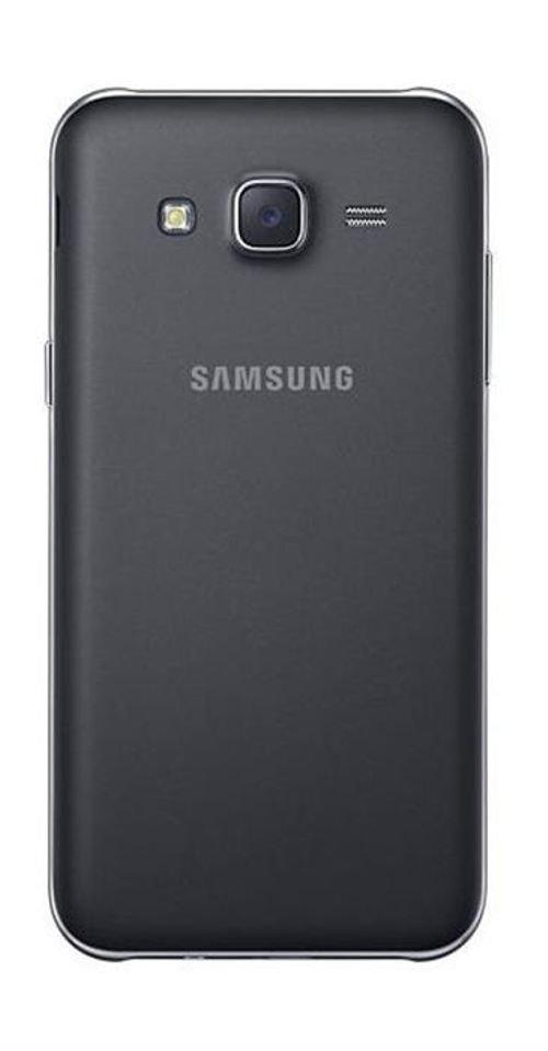 Samsung Galaxy J5 Smartphone back 8GB 5inch Black SM J500F